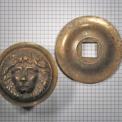 Knop leeuw