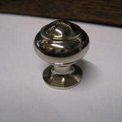 championtopje nikkel blinkend 20mm